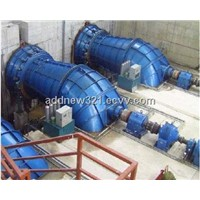 High Efficiency Water Turbine/ Tubular turbine for Hydroelectric Power Plant