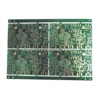 High Frequency PCB Blind Via Board