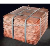 High Purity Electric Copper Cathode 99.99%