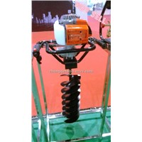 High power earth auger with 150mm diameter head popular product