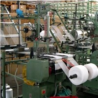 High speed gauze bandage weaving machine / gauze bandage loom machine