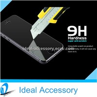 Hot Sale Anti-Scratch 0.15mm,0.2mm,0.33mm 9H Tempered Glass Screen Guard Film With Retail Package