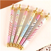 Hot sale 0.5mm Crown Mechanical Pencil, Cute pencil
