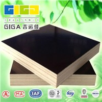 Hot sale 4*8ft  brown film faced plywood