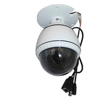 Indoor 1.3Megapixel HD IP  Speed Dome Camera PTZ with 4X Optical Zoom
