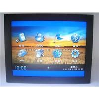 Industrial wide temperature monitor