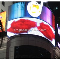 LED 1024 pixel display screen
