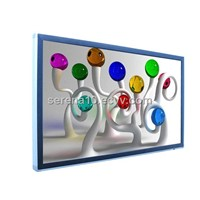 LED Infrared Multi Touch Screen Smart TV Panel