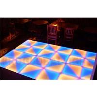 Led dance floor/stage lights