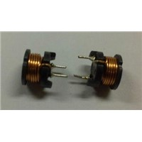 Low-resistance Leaded Power Inductor Coils , High-current Power Inductors