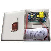 ML-AC12     12V5A Access Control Power Supply with back up