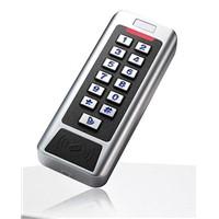 ML-S02MC  Waterproof Metal Keypad Standalone Access Control, CPU+Mifare card reading available
