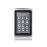 ML-S10 Full Metal Keypad Access Control, Vandal Resistant, Dust-proof, Completely Sealed