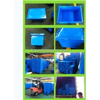 Manufacture Plastic Container for Logistics Use