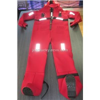 Marine Thernal Insulation Buoyant Solas Immersion Suits