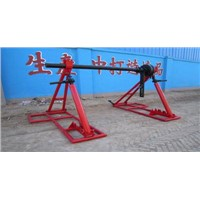 Mechanical Drum Jacks,Brake drum stands,Cable pay-off stand