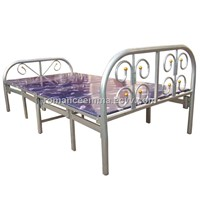 Metal Folding Bed,  Single Folding Bed for Qatar and Dubai Market