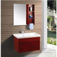 Modern style bathroom cabinet,mede of ceramic material