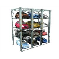 Multi Level Car Stacker Basement Parking System (SLP8030)