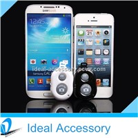 New Hot Sale Bluetooth Remote Shutter For IOS/ Android iPhone/iPad/iPod/Note2/Note3 etc