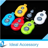 New Wireless Remote Control Bluetooth Camera Shutter For Smartphone with Android & IOS Button