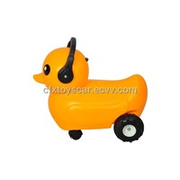 Newest Mini Ride On Yellow Duck Car for Kids 101