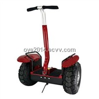 Two wheel stand up electric scooter segway scooter