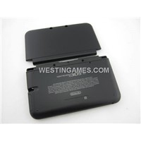 Original Housing Shell Case Replacement Part for Nintendo 3DS LL/XL - Black