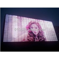 Outdoor LED Mesh Display Screen