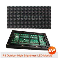 P8 outdoor full color led display module