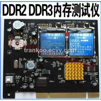 PC Memory Test Card for repairing laptop and desktop DDR2,DDR3 RAM