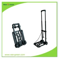Plastic Handy Grocery Folding Luggage Cart for Sale