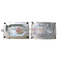 Plastic mould of Fitness equipment mould, Elliptical trainer mould