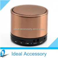 Portable Manual Mini Bluetooth Speaker Headset for smartphone etc