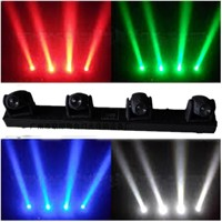 Professional led lighting 4 heads moving head light moving head