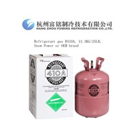 R410A Refrigerant Gas Colorless For Auto Air Refrigeration
