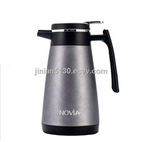 Rechargeable Stainless Steel Vacuum Cup Tea and Coffee pot