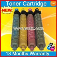 Refilled Color Toner Cartridge for Ricoh MPC3000