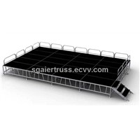 Removable stage , Aluminium stage , Outdoor stage