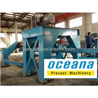 Roller suspension Concrete Pipe Making Machine with competitive price