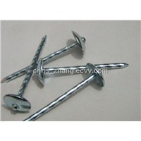 Roofing Nails; Roofing Nails Umbrella Head; Umbrella Head Roofing Nail