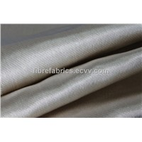 Silica Fabric Coated With Vermiculite