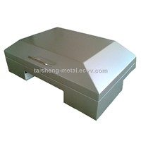 Stainless steel body frame for electric control machine
