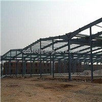 Steel Structure Building Fabrication Warehouse