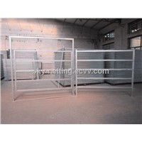 Steel Tube Corral Fencing Panel Livestock metal fence panel