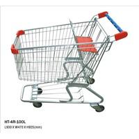 Supermarket trolley HT-12R-155