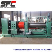 Uni Drive Rubber Mixing Mill with Bush Bearings/Rubber Mixing Mill/Open Mixing Mill