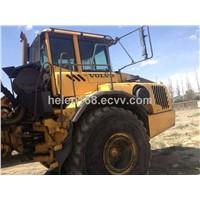 Used Dump Truck Volvo A40E dumpter 6X6 Articulated Dump truck