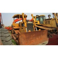 Used Construction Machinery Bulldozer CAT D6H