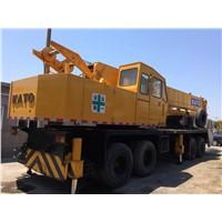 Used KATO NK500E-V Mobile Crane ,KATO 50ton  truck Crane